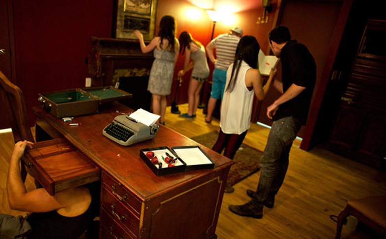 What is the Draw of an Escape Room