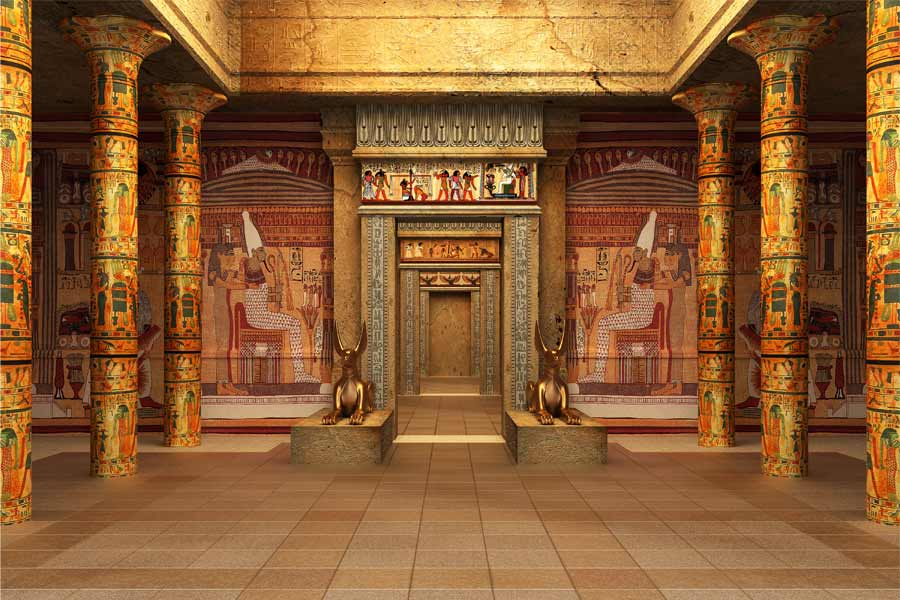 egyptian themed puzzles
