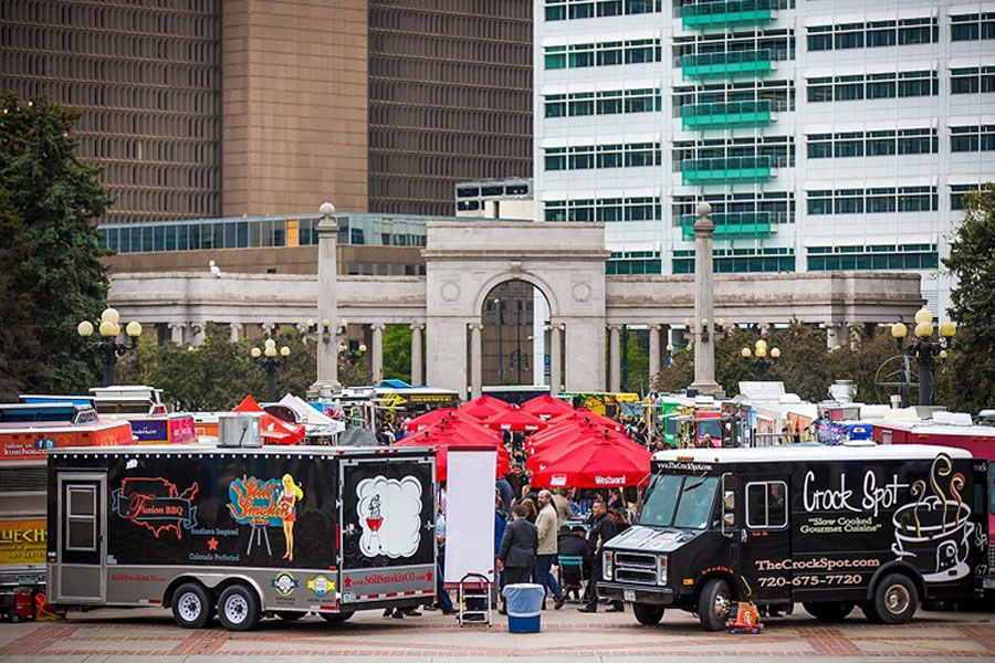Civic Center Eats 2019: Grab Lunch Before Your Escape Room
